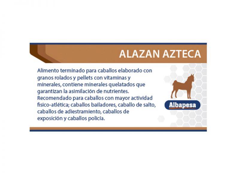 ALAZAN-AZTECA-30-KG