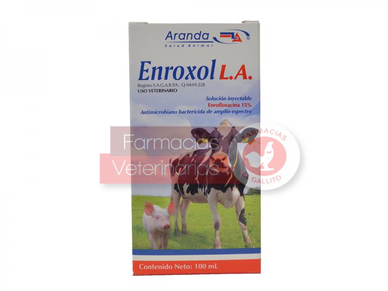 ENROXOL-L.A-100-ML