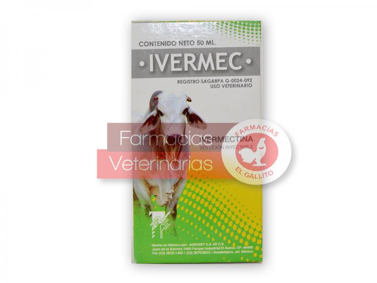 IVERMEC-50-ML