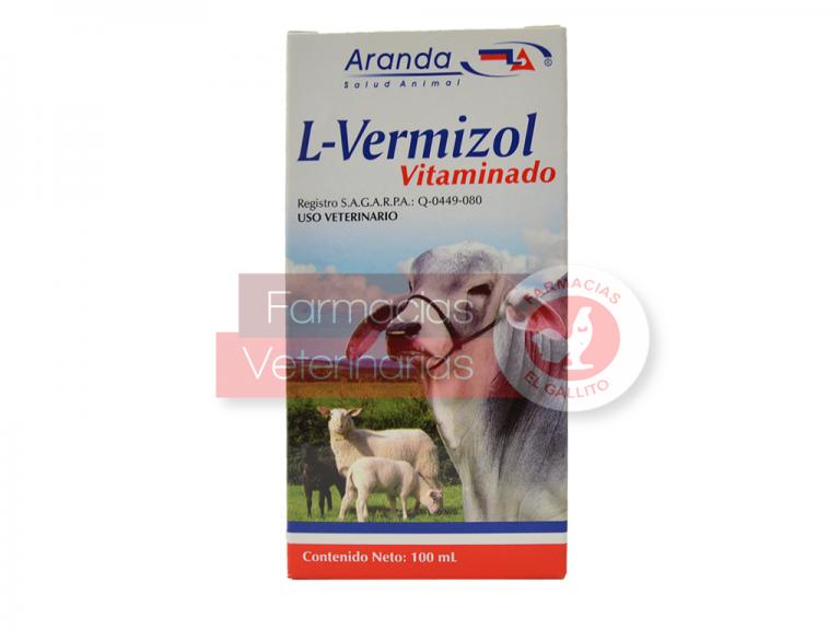 L-VERMIZOL-12-VIT.-100-M