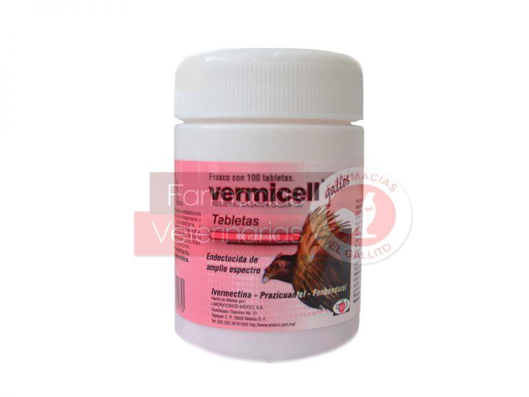 VERMICELL-GALLOS-100-TAB.