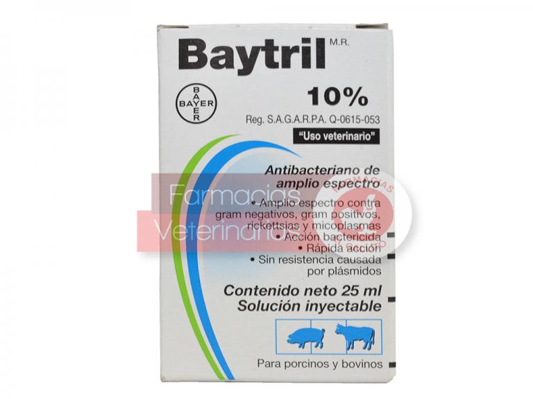 BAYTRIL-10-INY-25-ML